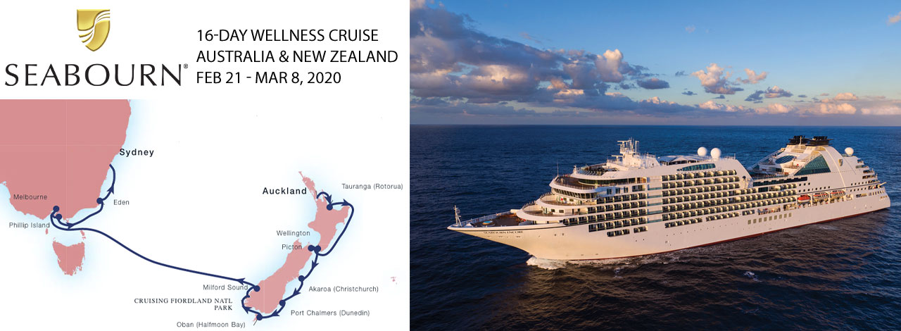 16-Day Wellness In Australia & New Zealand Feb 21 - Mar 8, 2020