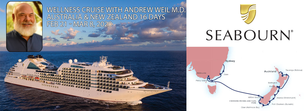 16-Day Wellness In Australia & New Zealand Feb 21 - Mar 8, 2020